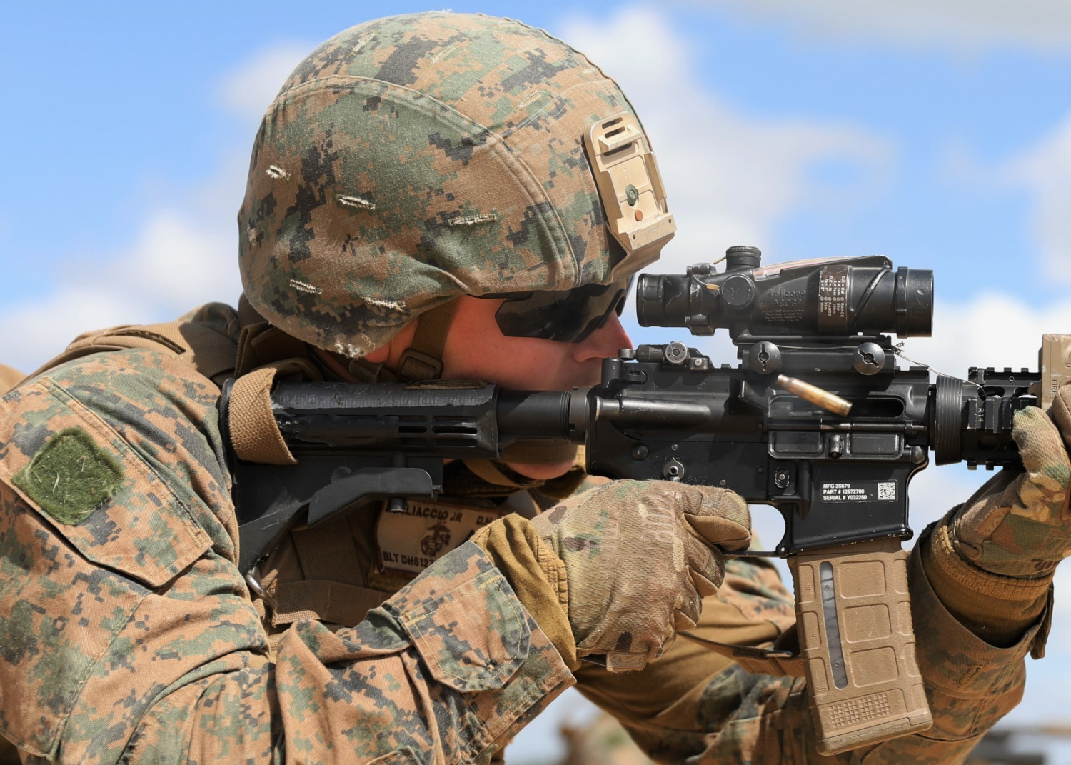 Us Marine Corps Release Rfi For New Infantry Rifle Optic