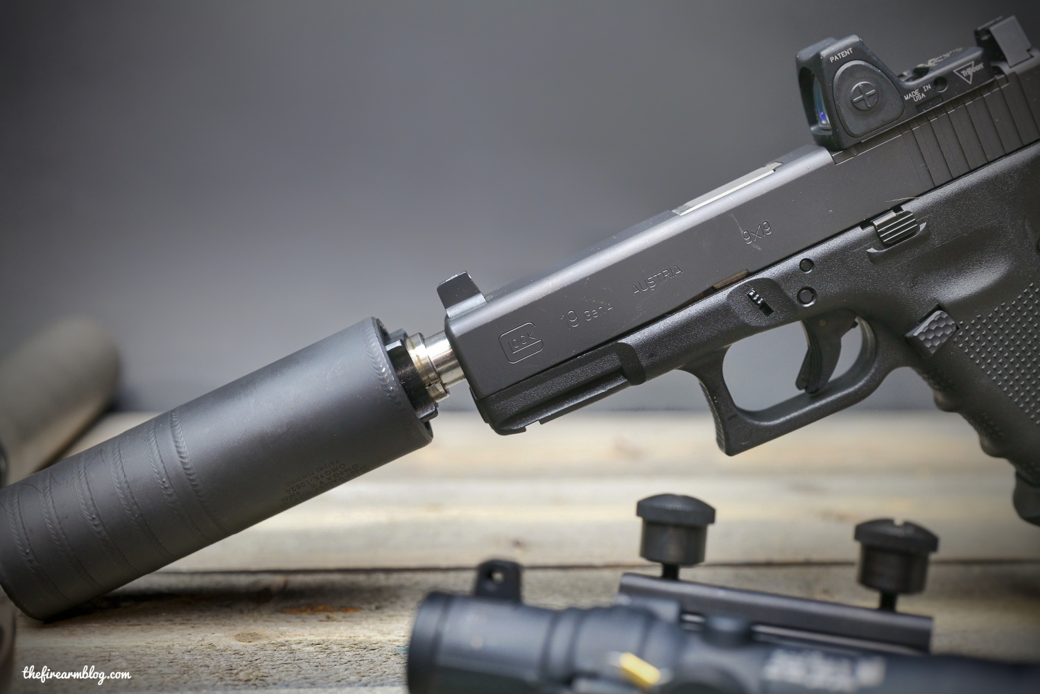 SILENCER SATURDAY #71: Suppressor Height Sights Are