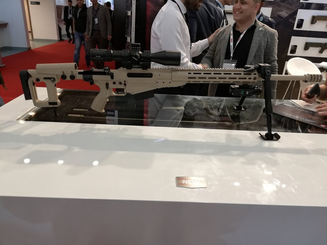 Photos from IDEF 2019