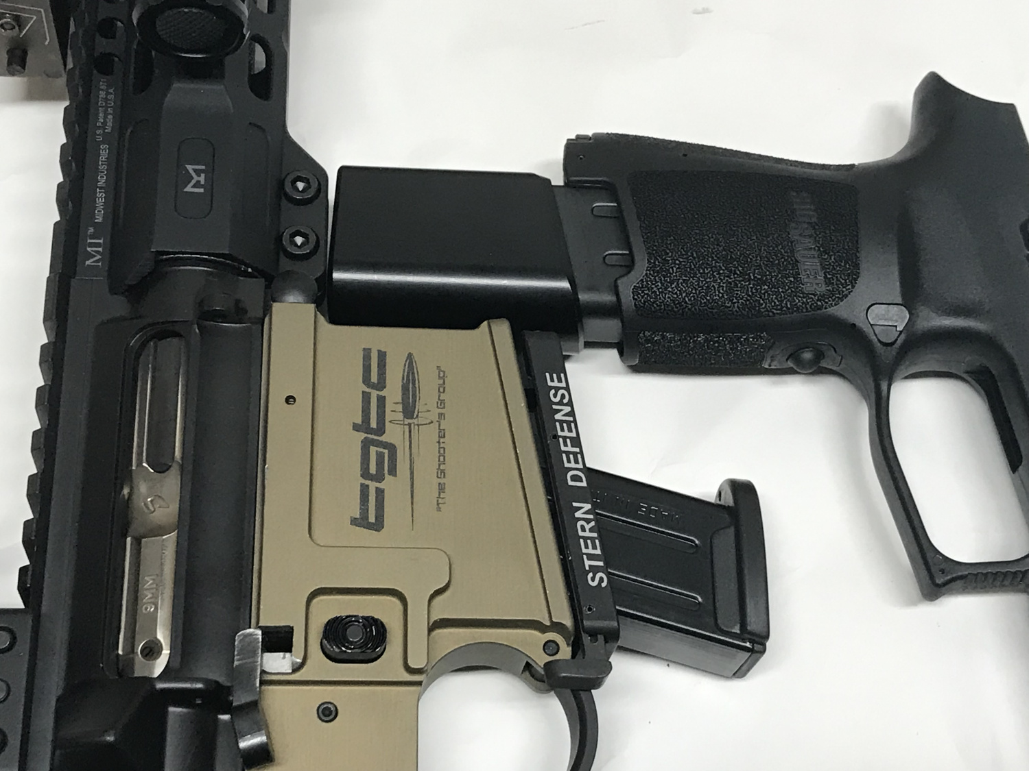 Stern Defense SIG P320/S&W M&P9 Mag Adapter -The Firearm Blog