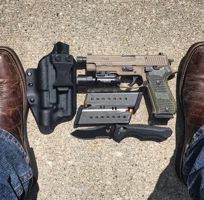 Concealed Carry Corner: Strong Side Carry vs Appendix Carry  What's