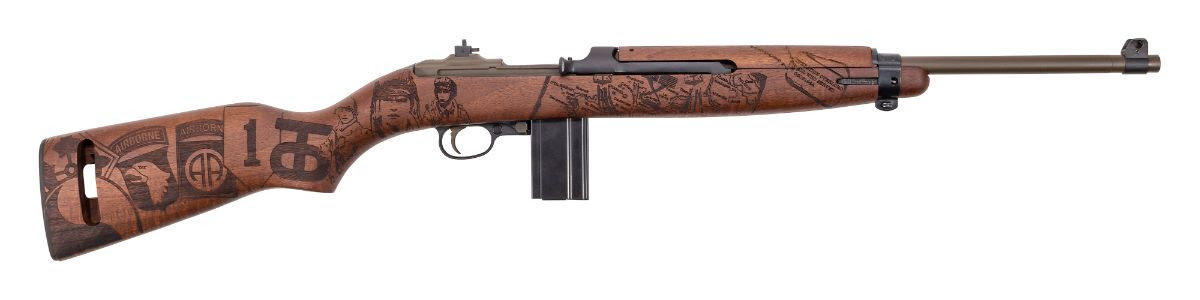 Thompson Auto-Ordnance Introduces Limited Edition D-Day Series Guns (15)