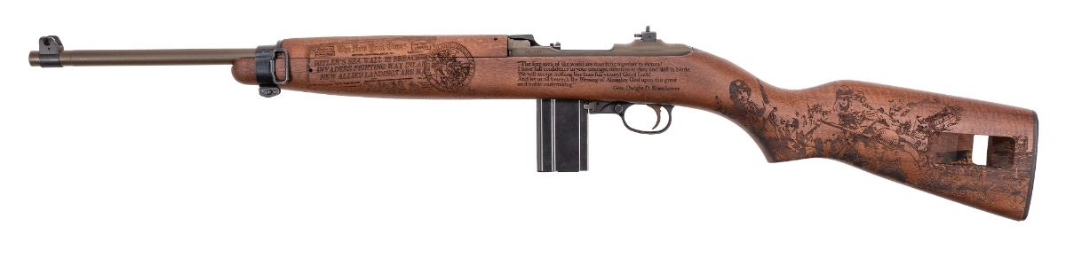 Thompson Auto-Ordnance Introduces Limited Edition D-Day Series Guns (16)