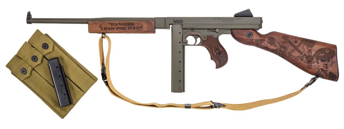 Thompson Auto-Ordnance Introduces Limited Edition D-Day Series Guns (18)