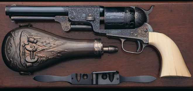 Top 5 Most Expensive Firearms Sold in May 2019 Rock Island Premiere Firearms Auction (1)