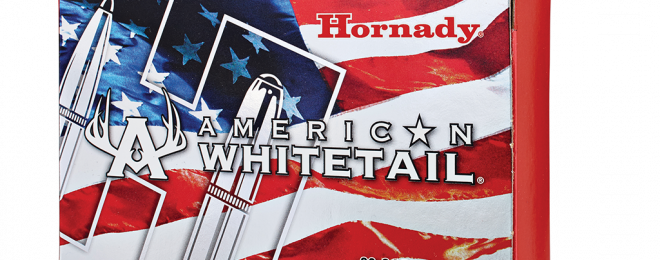 Hornady American Whitetail 350 Legend