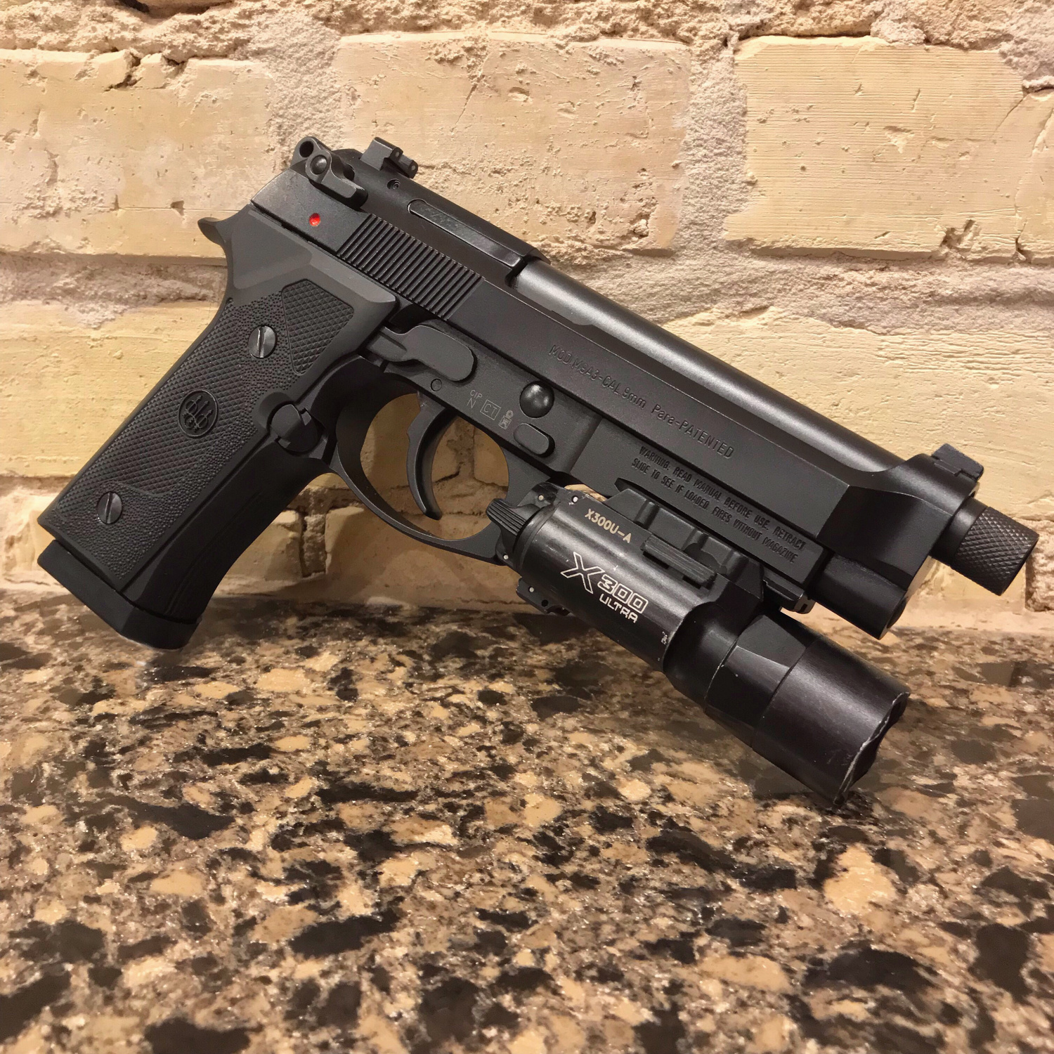 TFB Review: The Beretta M9A3 Pistol -The Firearm Blog