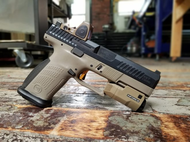 TFB EXCLUSIVE: Pre-Production Development of The CZ P-10 C - Part 2