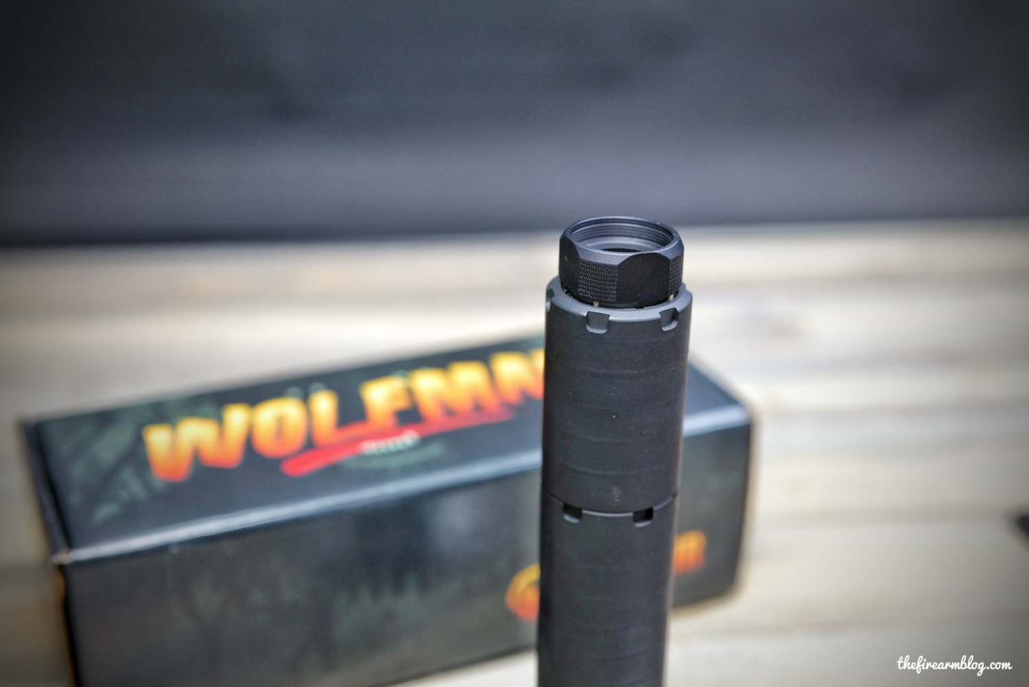 Silencer Saturday 79 The Dead Air Wolfman 9mm
