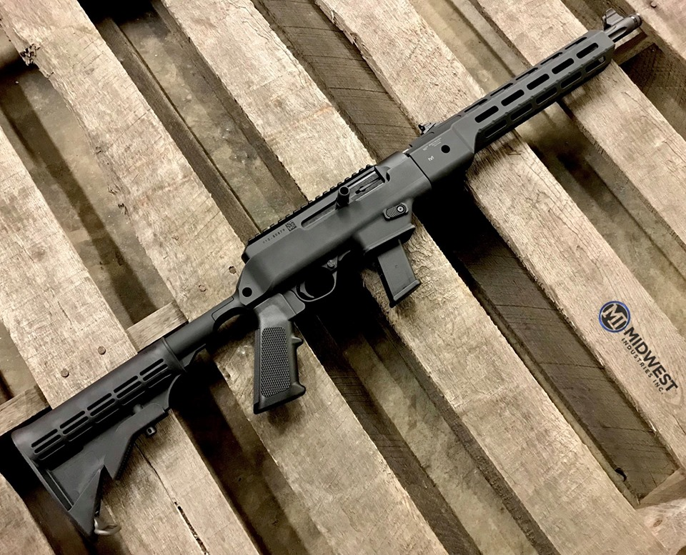 Midwest Industries Ruger Takedown