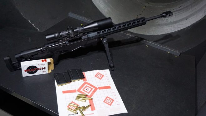 TFB Review: Ruger Precision Rifle Magnum in  300 PRC -The
