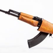 AK With Side Folding Wooden Stock (main)