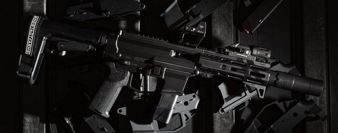 Angstadt Arms Limited Edition Custom UDP-9 Pistol (3)