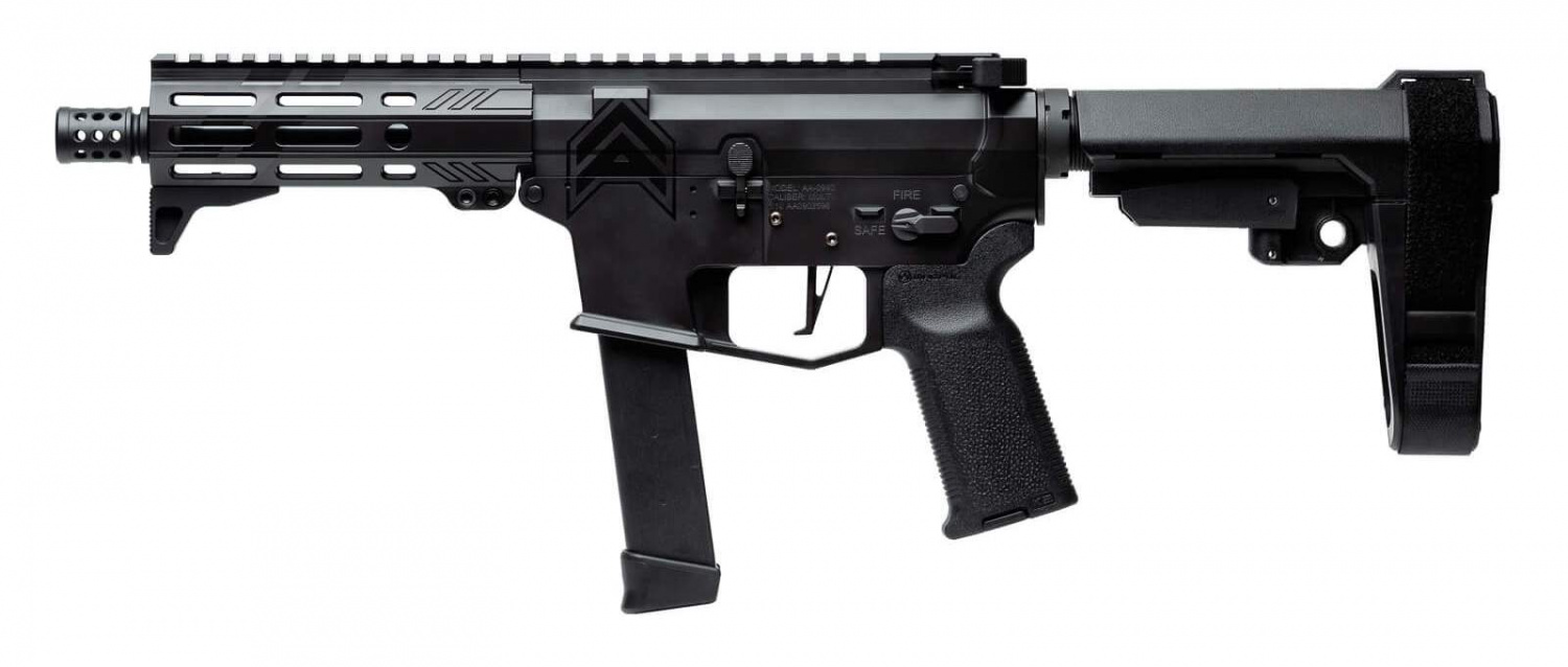 Angstadt Arms Limited Edition Custom UDP-9 Pistol (5)