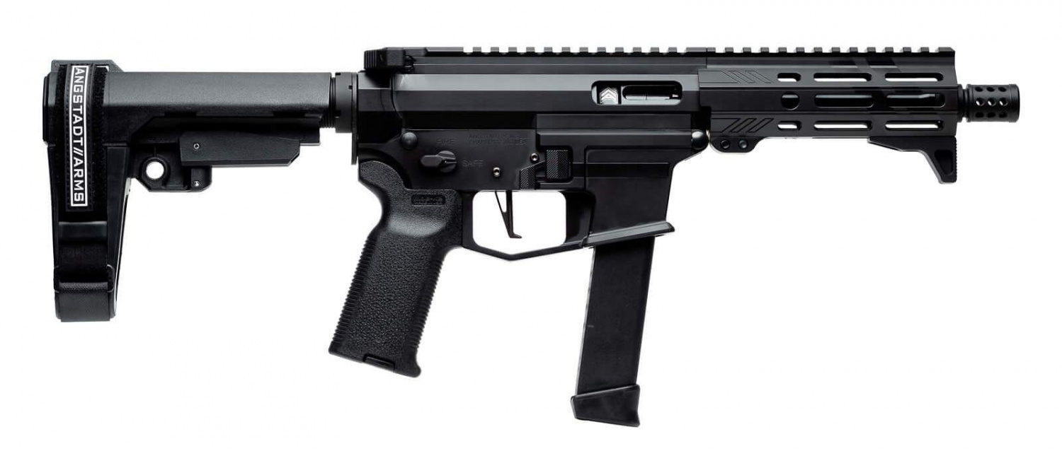 Angstadt Arms Limited Edition Custom UDP-9 Pistol (6)