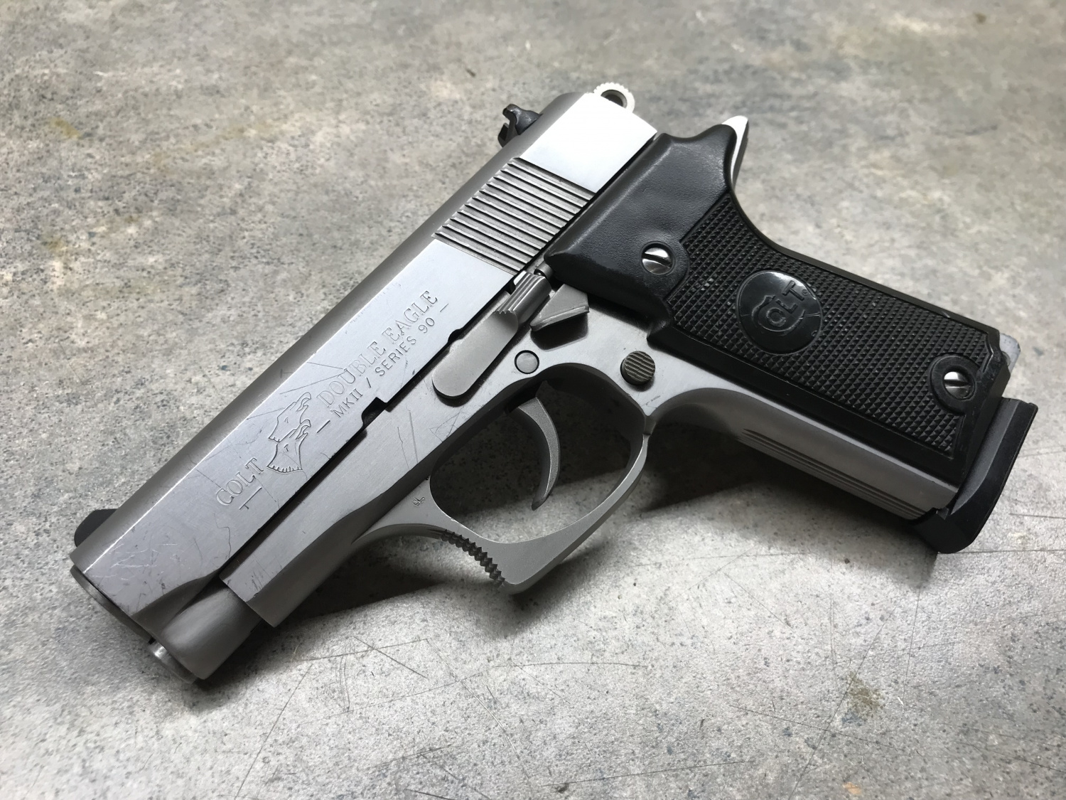 Blast From The Past – The Colt Double Eagle