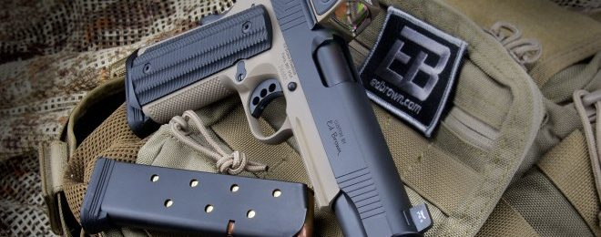 Ed Brown SOCOM Edition Special Forces 1911 (1)