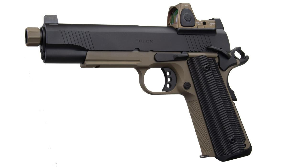 Ed Brown SOCOM Edition Special Forces 1911 (2)