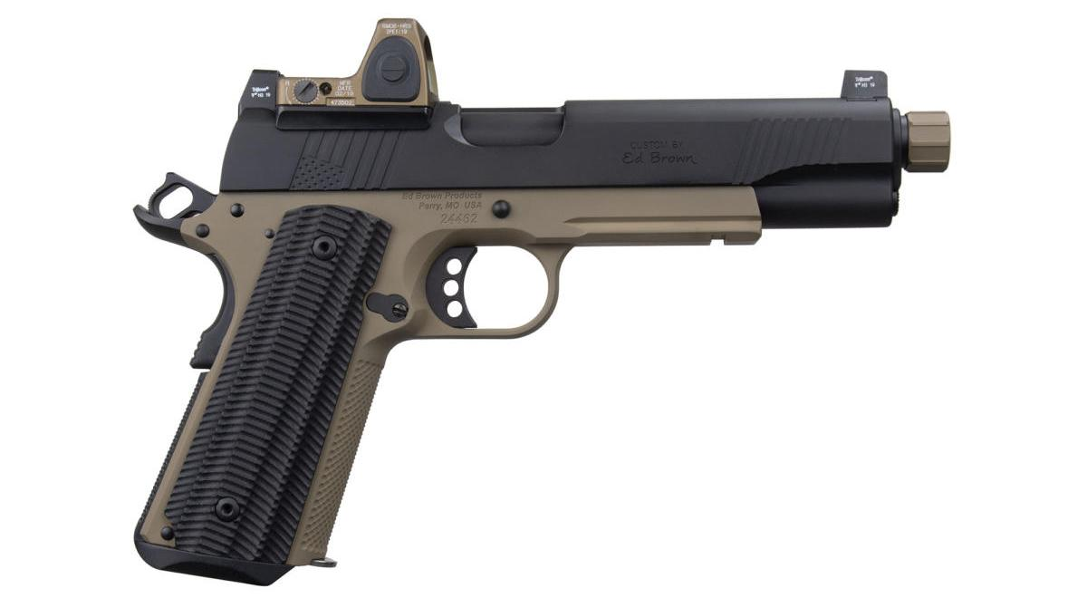 Ed Brown SOCOM Edition Special Forces 1911 (4)