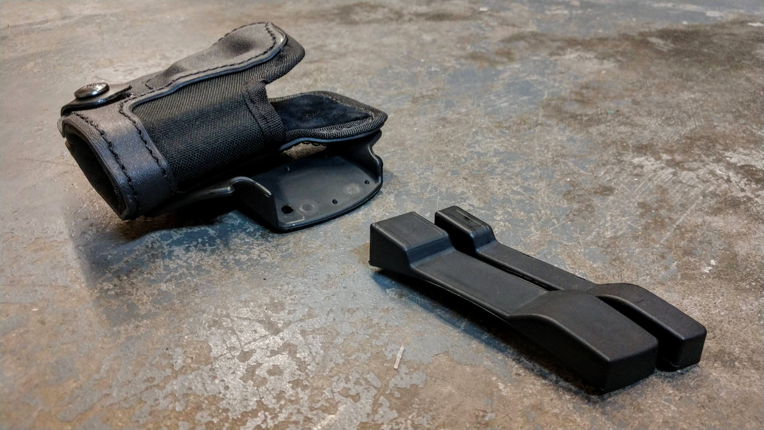front line holsters