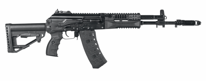 Kalashnikov Concern Sells Deactivated AK-12 Rifles to Civilians (1)