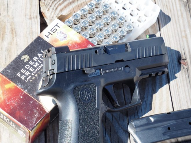 TFB Review: SIG P320 X Compact -The Firearm Blog