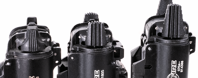 PHLster ARC Enhanced Switches for SureFire Weapon Lights (3)