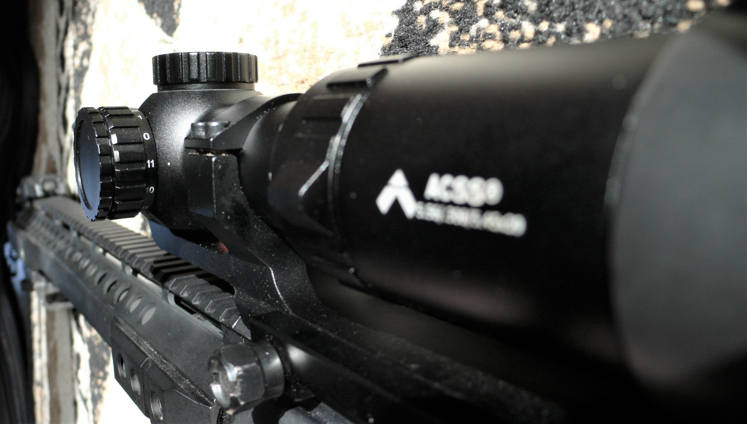 Primary Arms 1-8x scope review