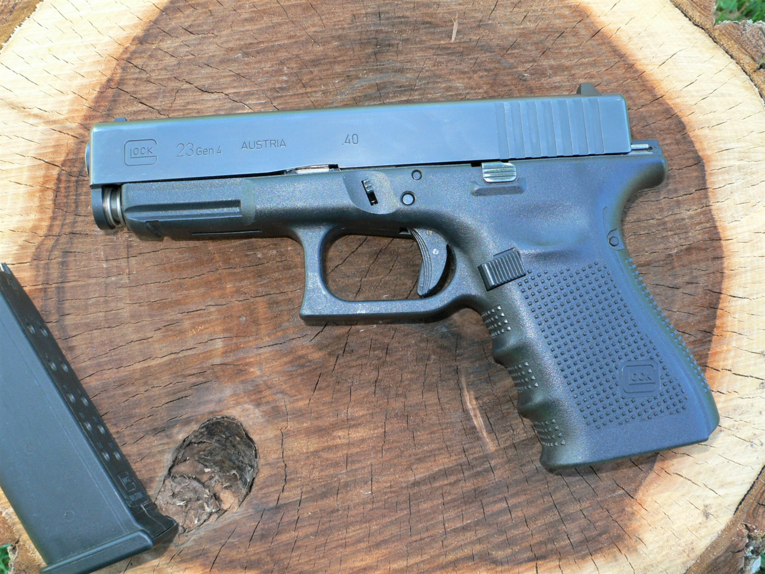 TFB Field Strip: Glock