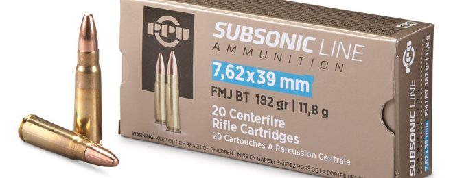 PPU subsonic line