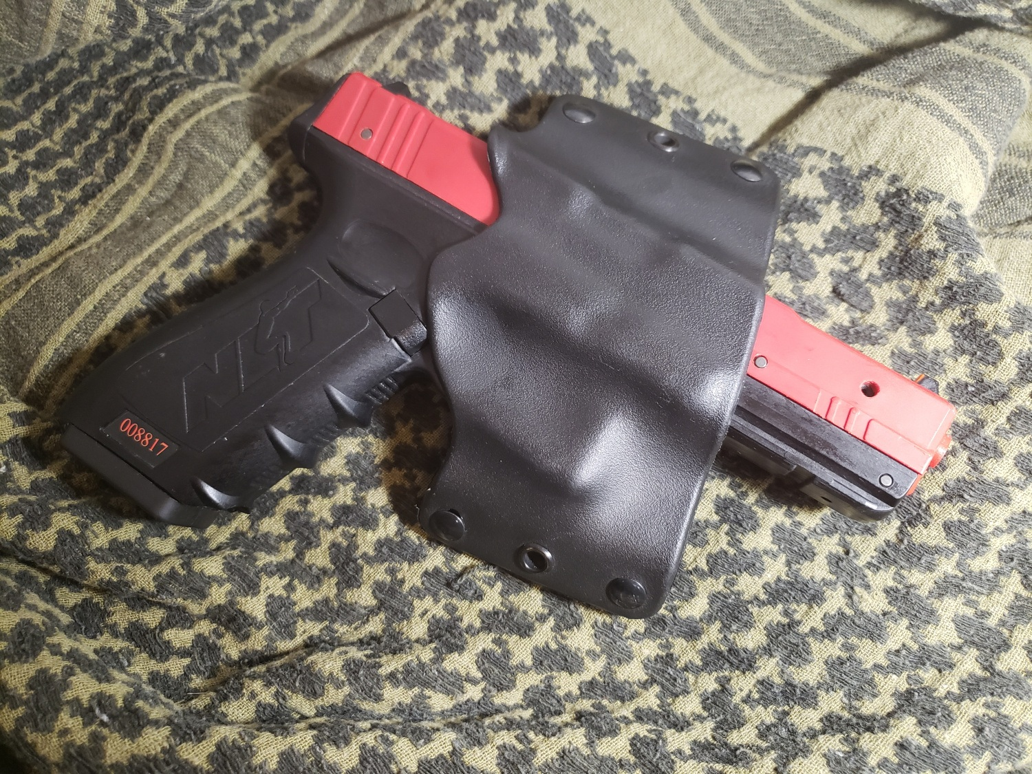 OWB COMPACT HOLSTER by Phalanx Defense Systems, right side