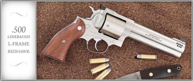 .500 Linebaugh redhawk, L/frame barrel.