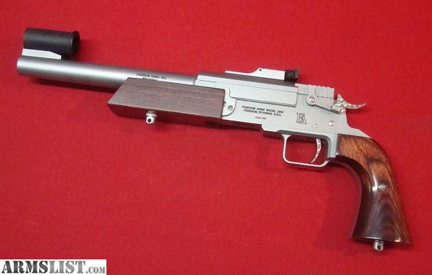 Freedom Arms 2008 in .454. Image credit: Armslist
