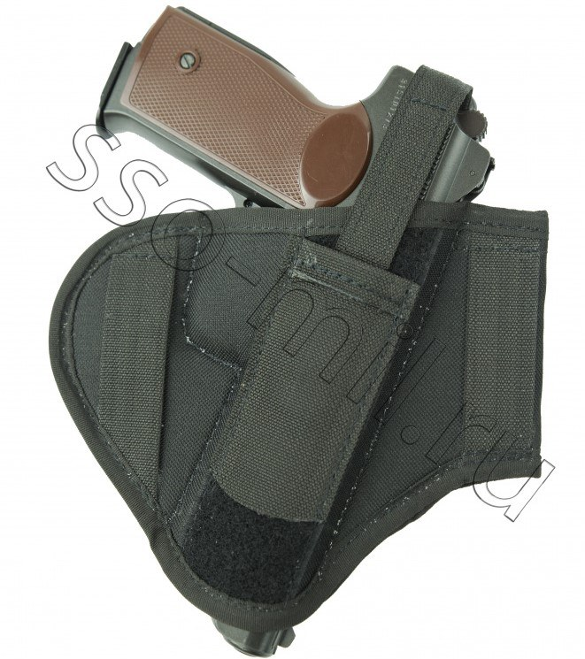 To my surprise, this exact model of the holster I bought in 2005 is still available on the company's website; https://sso-mil.ru/catalog/kobury/kobura_aps_kp_2g/