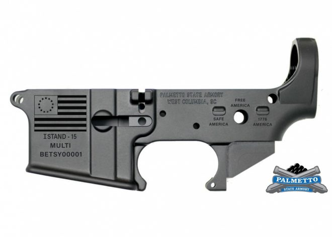 Betsy Ross Lower Receiver