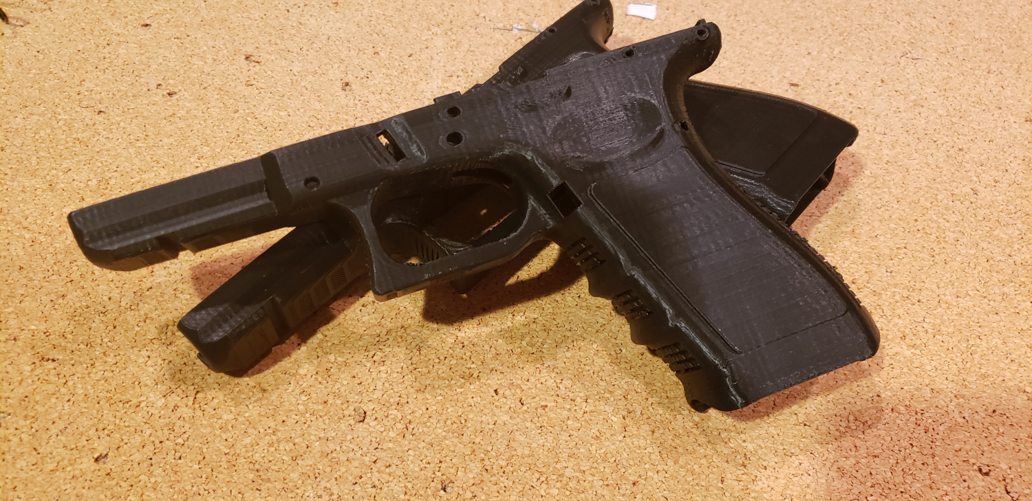 Can't Stop The Signal: DIY 3D Printed GLOCK MagazinesThe