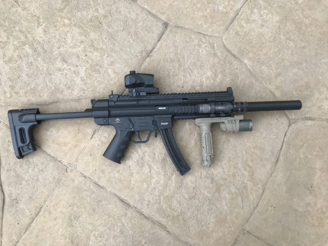 TFB Review: American Tactical GSG-16 -The Firearm Blog