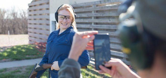 national shooting sports month