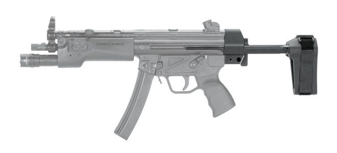 New SB Tactical HKPDW Brace For MP5 Pistols Now Shipping (1)