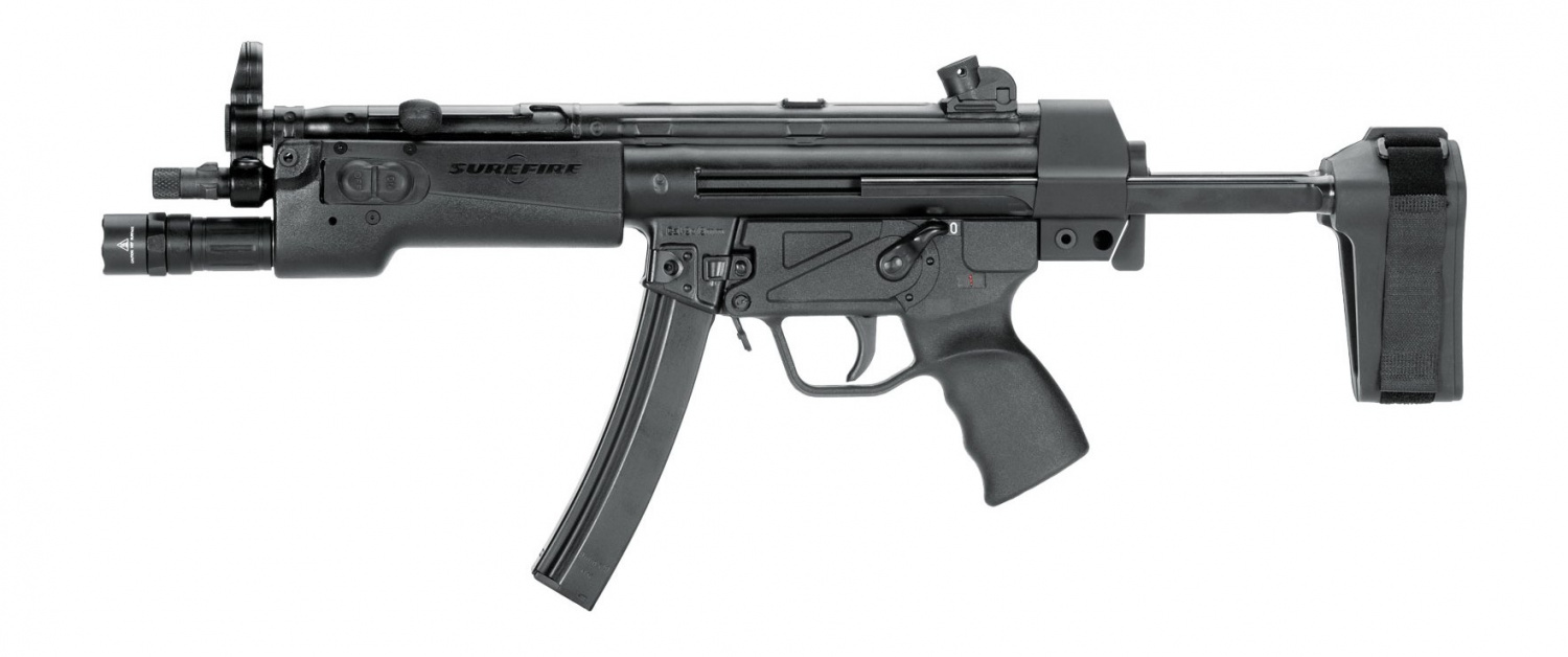 New SB Tactical HKPDW Brace For MP5 Pistols Now Shipping (2)