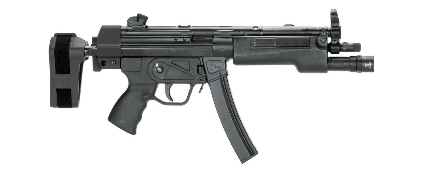 New SB Tactical HKPDW Brace For MP5 Pistols Now Shipping (3)