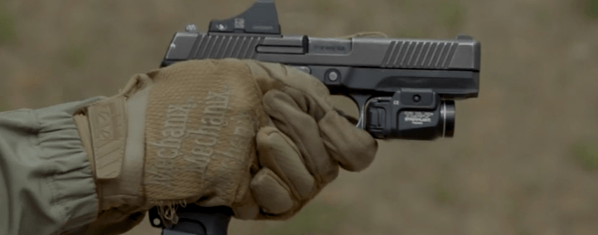 SP1 - The Competition Version of Lebedev PL-14 Pistol (2)