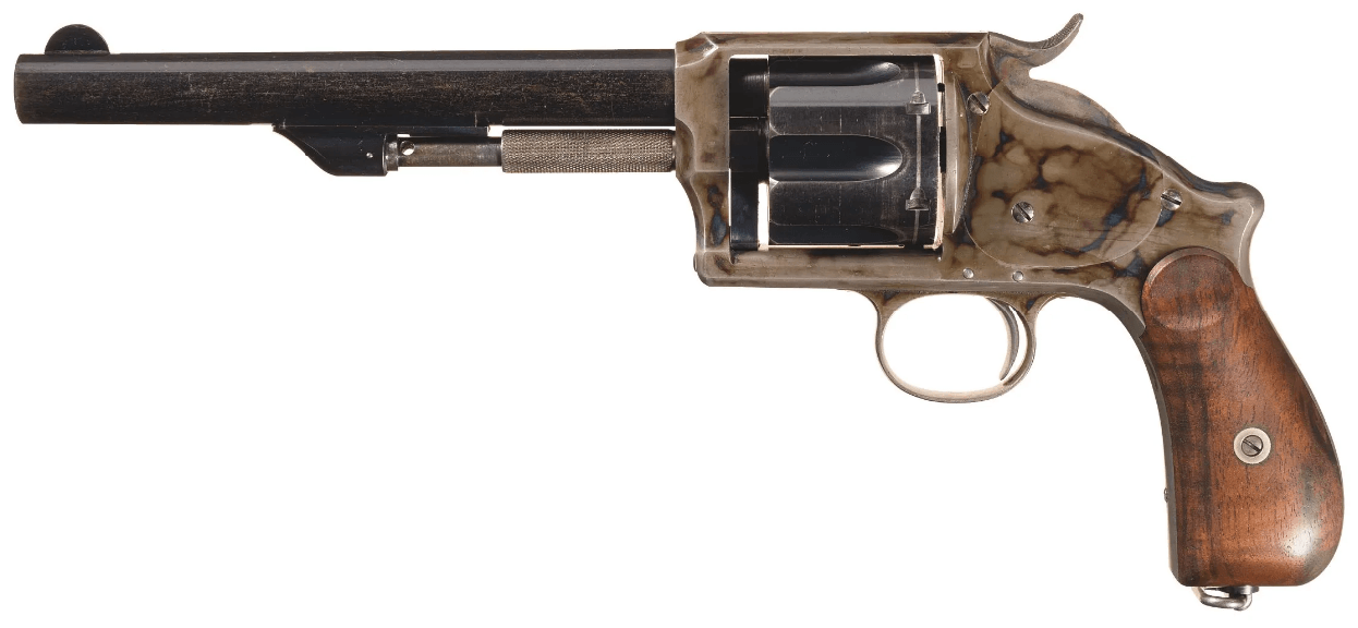 September 2019 Rock Island Premiere Firearms Auction - Winchester Revolver (3)
