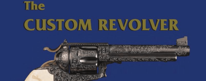 The Custom Revolver Cover. Kindle Edition. Cropped