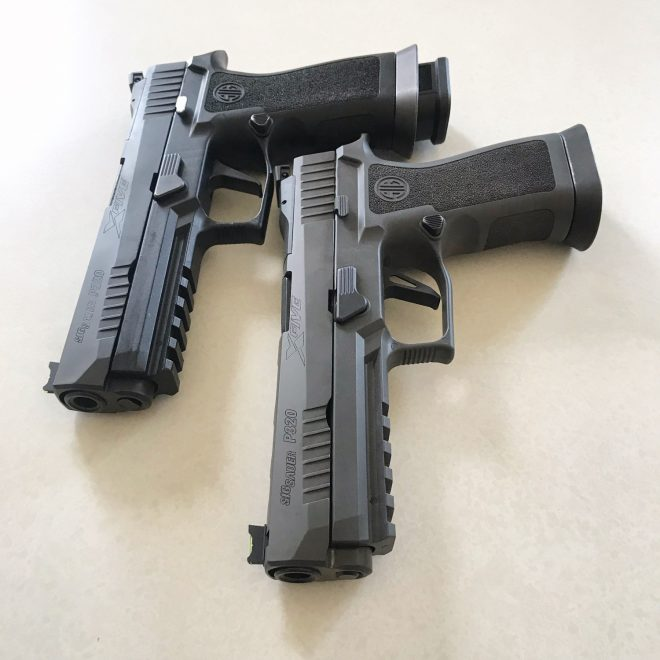 SIG Sauer X-Five vs X-Five Legion - What's Different?The