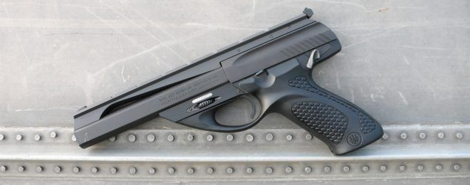 TFB Field Strip: Beretta U22 Neos