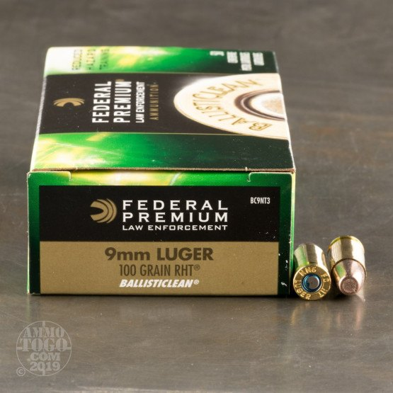 9mm practice ammunition