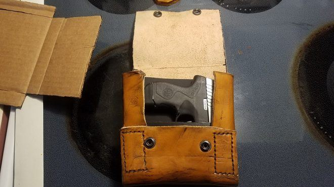 Pico Leather Holster