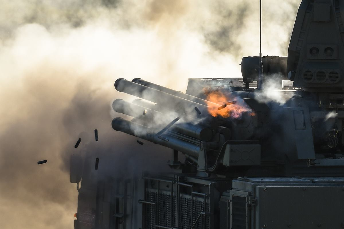 POTD: Russian Flak and Flames! 2K22 Tunguska & Heavy Flamethrowers