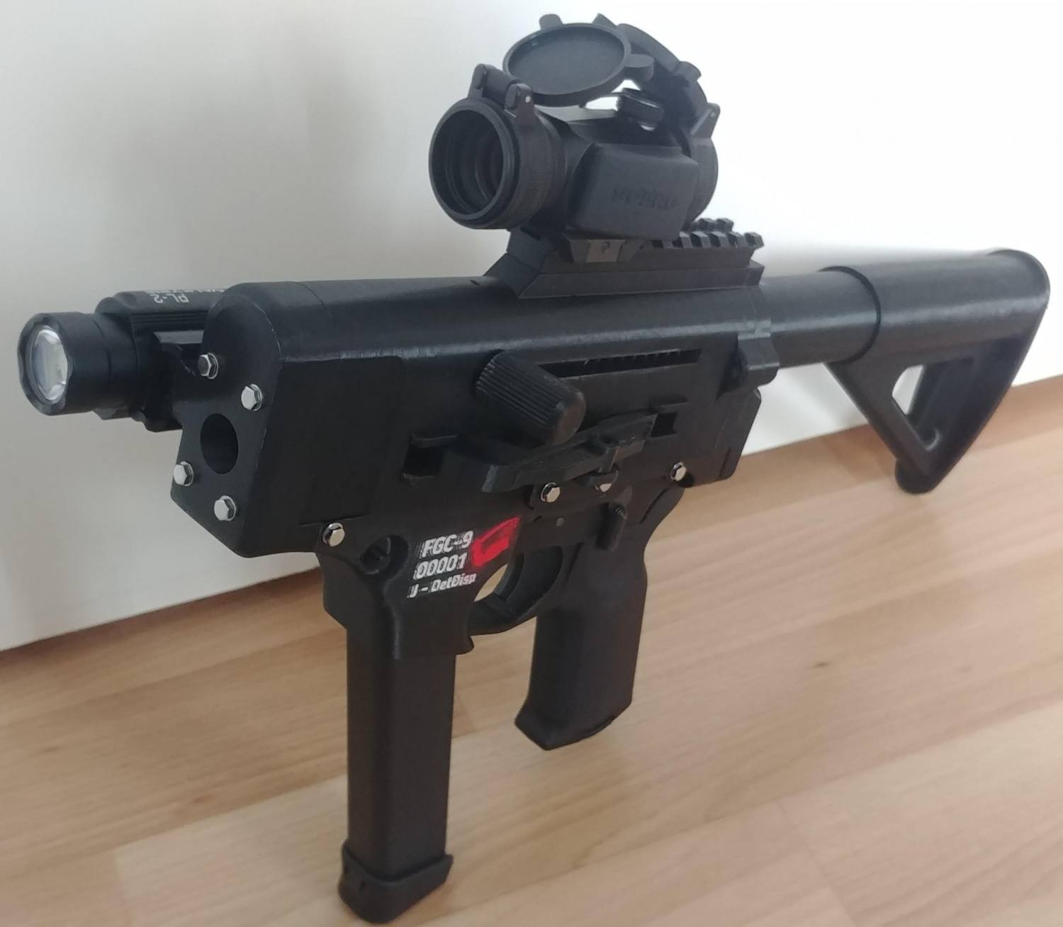 Diy Guns The New Improved Fgc 9the Firearm Blog